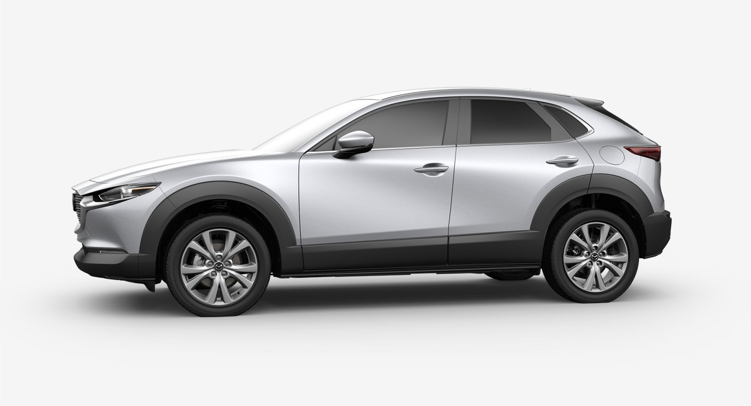 Mazda CX-30 Colors