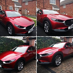 CX30 GT SPORT UK SPEC